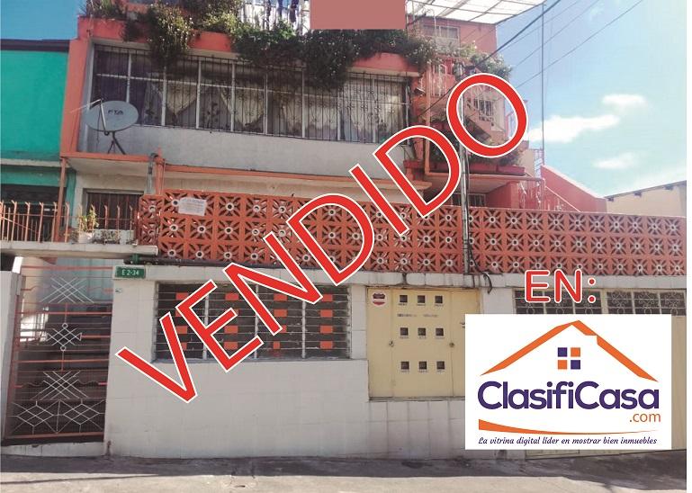 VENDO CASA RENTERA DE 4 PISOS SECTOR PAUSTERIZADORA QUITO LULUNCOTO